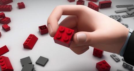 THUMB-lego