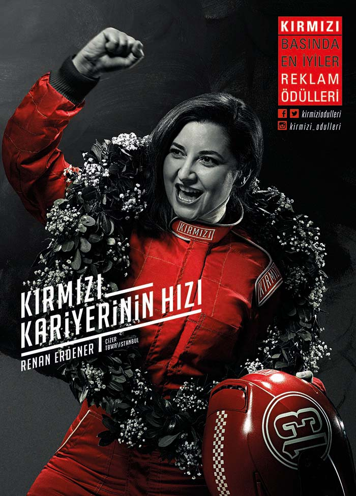 KIRMIZI ENES 6x30