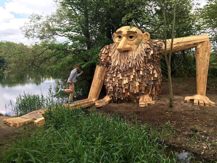 Giant Wood Sculptures-elmaaltshift-2